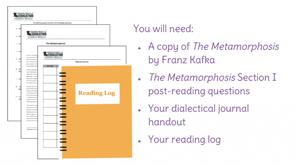 metamorphosis essay introduction Free essay: franz kafka's clear isolation of gregor underlines the families' separation from society in the metamorphosis, kafka emphasizes gregor's.